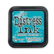 Tim Holtz Distress Ink- Peacock Feathers Ink Pad