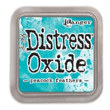 Tim Holtz Distress Oxide- Peacock Feathers Ink Pad