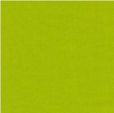 "Kona Cotton 44"" Fabric- Greens- Peapod"