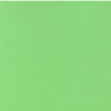 "Kona Cotton 44"" Fabric- Greens- Pear"