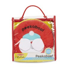 K's Kids Soft Book- Peekaboo!