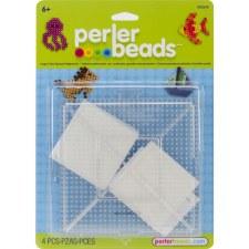 Perler Pegboards- Square- 2 pk