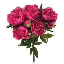 "24"" Peony Bush- Dark Pink"
