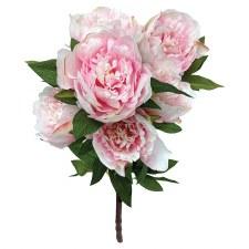 "24"" Peony Bush- Light Pink"
