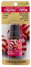 Soap Fragrance, .5oz- Peppermint