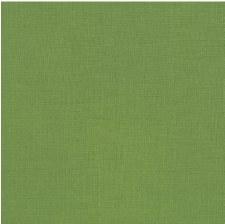 """Kona Cotton 44"""" Fabric- Greens- Peridot"""