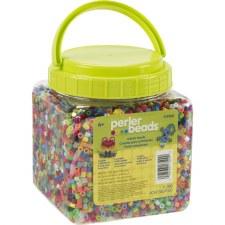 Perler Beads Jar- 11,000 pieces