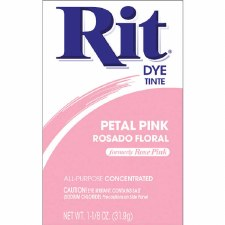 Rit Powder Dye - Petal Pink