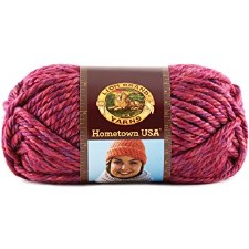 Hometown USA Yarn- Phoenix Azalea
