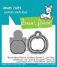 Lawn Fawn Reveal Wheel Add-On Craft Dies- Pick of the Patch