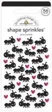 Bar-B-Cute Shape Sprinkles - Picnic Parade