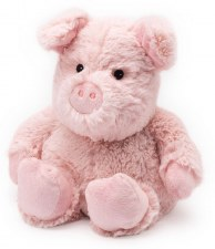 Warmies Cozy Plush: Pig