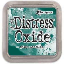 Tim Holtz Distress Oxide- Pine Needles Ink Pad