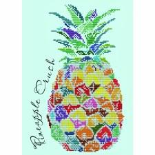 Diamond Facet Art Kit- Pineapple Crush