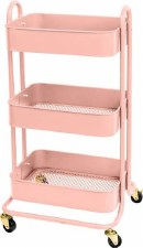 We R Memory Keepers A La Cart Storage- Pink Cart