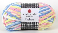 Chateau Yarn- Pink/Blue/Yellow