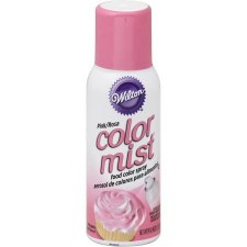 Color Mist Spray, 1.5oz- Pink