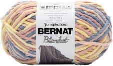 Bernat Blanket Yarn- Variegated- Pink Lagoon