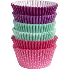 Baking Cups, 150ct- Jewel Tones