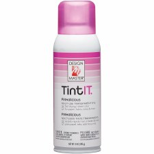 Design Master Tint It Spray Paint- Pinkolicious