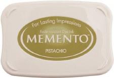 Memento Dye Ink Pad- Pistachio