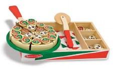 Melissa & Doug Food/Kitchen Play Set- Pizza Party