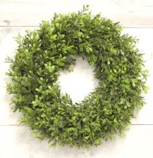 Boxwood Wreath- 14""
