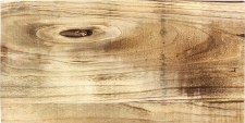 "Wood Burned Plaque, 9.75"" x 19.5"""