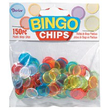 Bingo Chips, 150ct