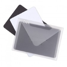 Sizzix Storage- Plastic Envelopes w/ Magnetic Sheet