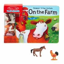 Melissa & Doug Play Along- The Farm