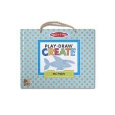 Melissa & Doug Play, Draw, Create- Ocean