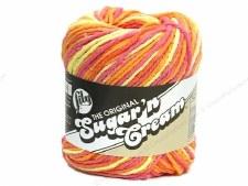 Sugar 'n Cream Yarn- #2741 Playtime Ombre