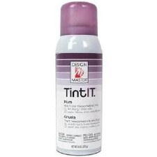 Design Master Tint It Spray Paint- Plum