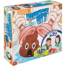 Plunge It! Board Game