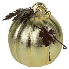 Nicole's Pumpkin Patch- Metallic Gold