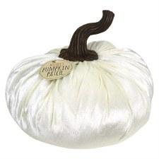 Nicole's Pumpkin Patch- Velvet White
