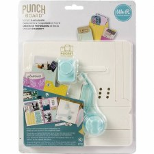We R Memory Keepers Punch Board- Pocket Punch