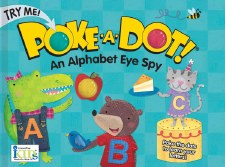 Poke-A-Dot! Book- An Alphabet Eye Spy