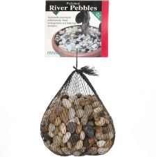 Polished River Pebble Assortment, 28oz