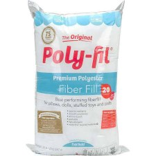 Poly-fil, 20oz.