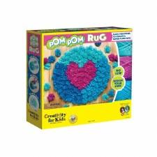 Creativity for Kids Craft Kit- Pom Pom Rug