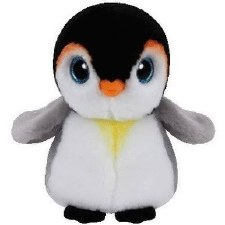 Ty Beanie Boos- Pongo the Penguin