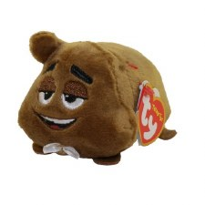 Ty Teenie Tys- The Emoji Movie- Poop Sr.