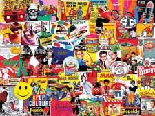 Pop Culture - 1,000 Piece Puzzle