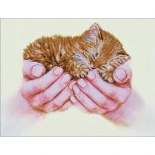 Diamond Facet Art Kit- Precious Kitty