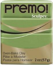 Sculpey Premo Polymer Clay - Spanish Moss