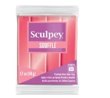 Sculpey Premo Polymer Clay - Sunset Pearl 2oz