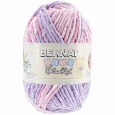 Baby Blanket Big Ball Yarn- Pretty Girl
