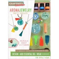 Aroma Jewelry Kit- Pretty Pendants
